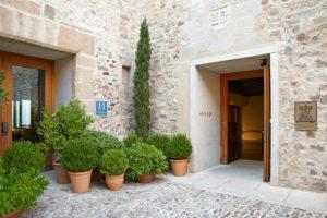 Atrio inicia el lunes la obra para crear 11 suites de lujo en una casa palaciega de Cáceres