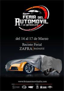 I FERIA DEL AUTOMÓVIL Y LA MOTOCICLETA DE ZAFRA